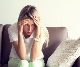 pre-menstrual symptoms