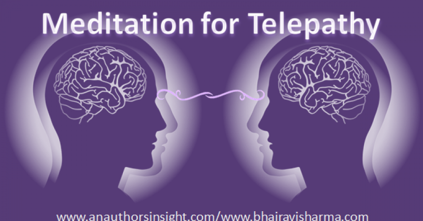 Meditation For Telepathy: Send Messages To Someone Without Talking!