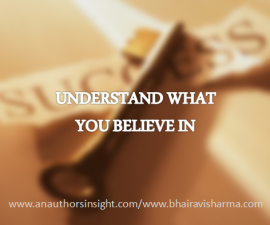 how to understand your belief system