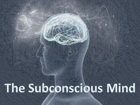 what is the sub-conscious mind